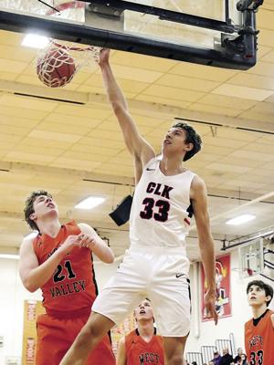 (sports) Brandton Dunking on West Valley
