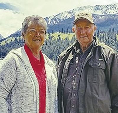 Elk City Wagon Road-Bill and Gloria Jacks