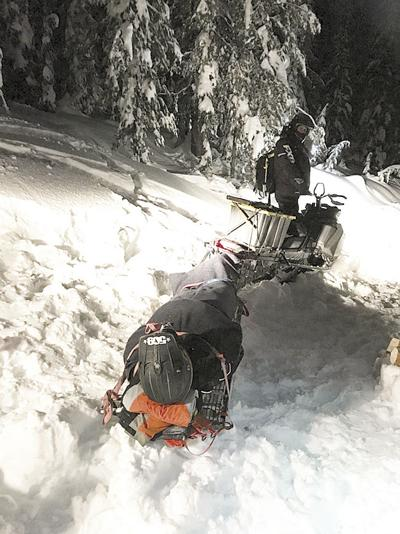 Back Country Rescue