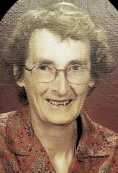 Obit Margaret Masar