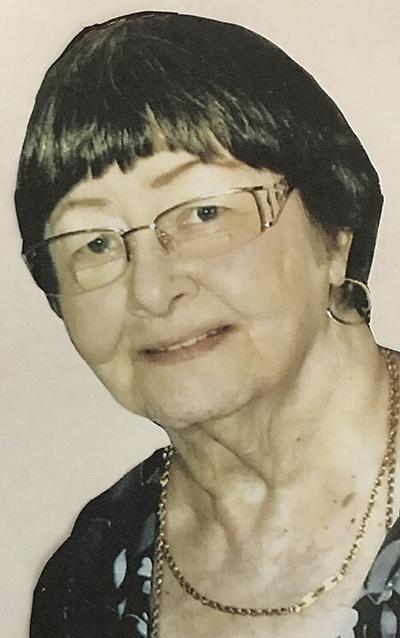 Obit Arlene Peel