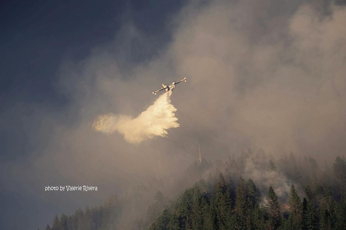 Canada Hill fire 1 VR