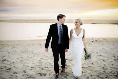 Lame' - Hamilton wedding photo