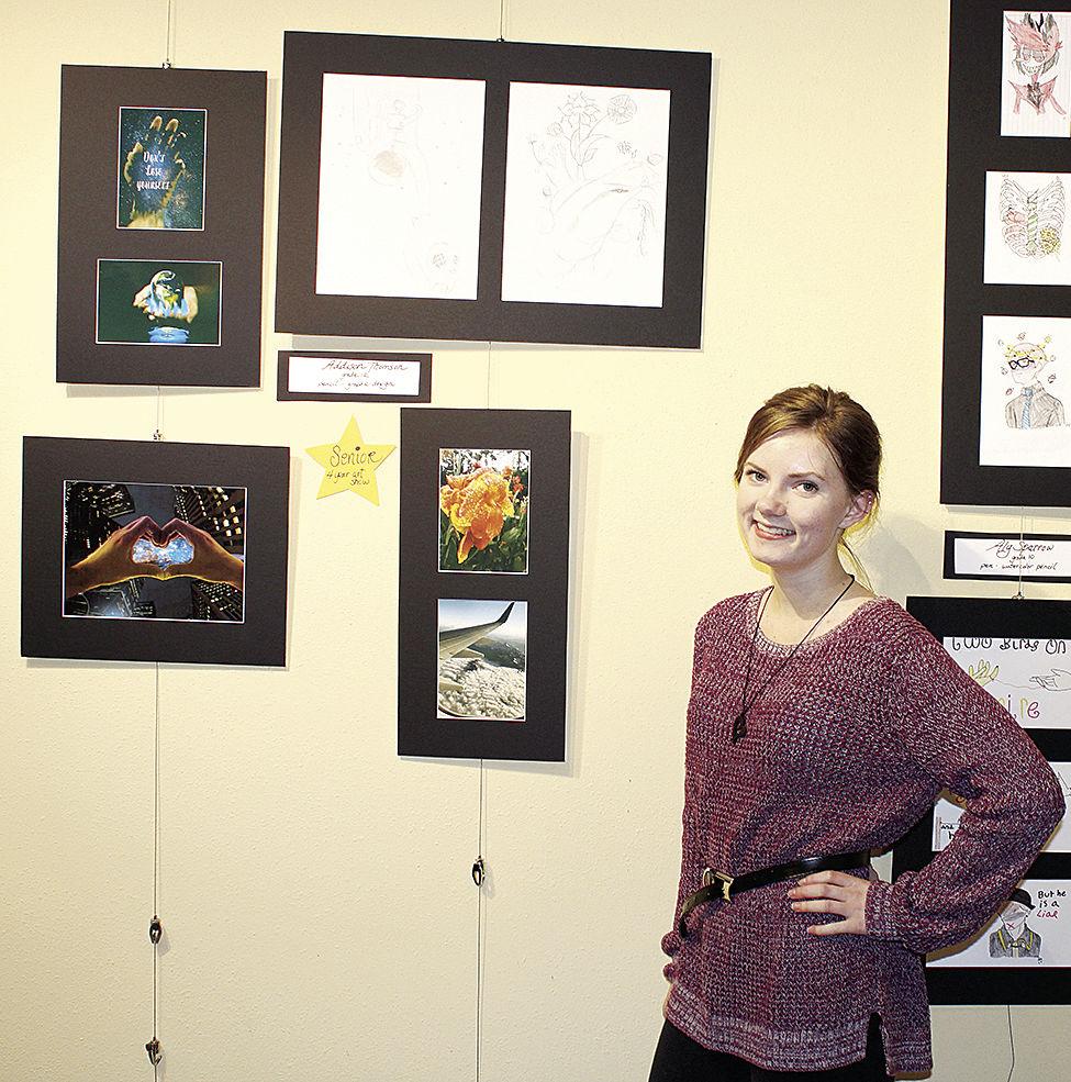 THS art show - Addi Thomson