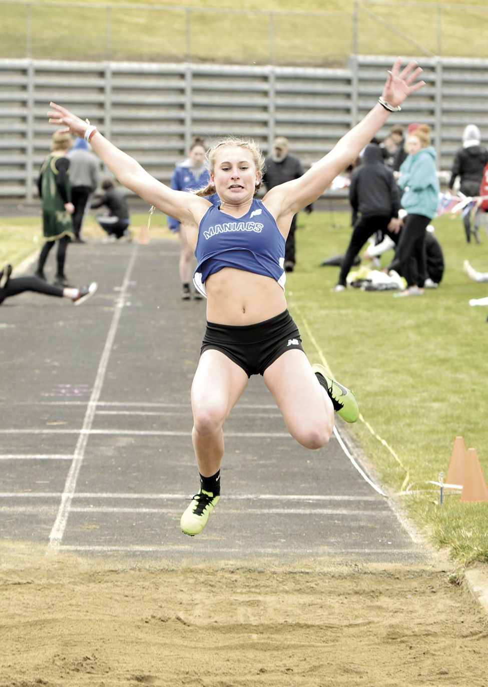 OHS Track 2