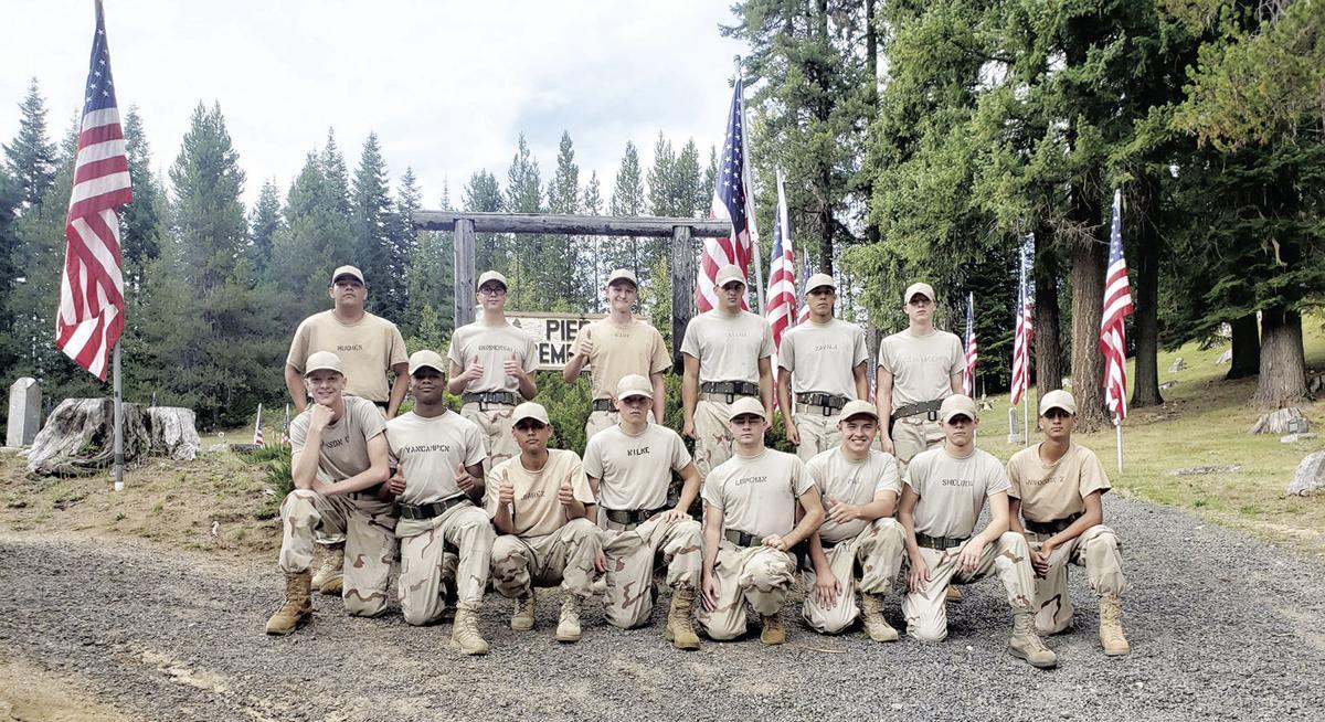 Pierce News cadets