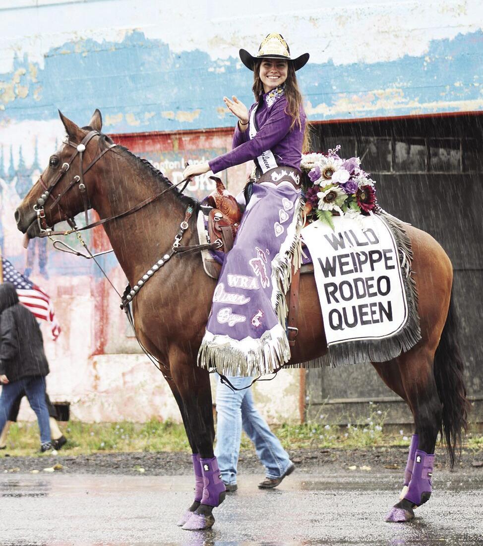 W Rodeo--Breyer Boyer 1