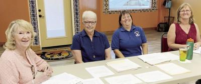 Clearwater Valley Fire Districts Auxiliary new officers