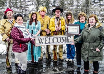 Chamber welcome - Lolo Trail Muzzleloaders