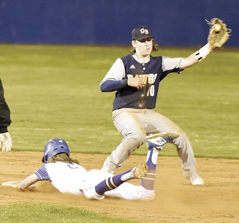 (sports) OHS Baseball--Joe Sparano