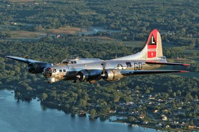 Yankee Lady Flying Fortress
