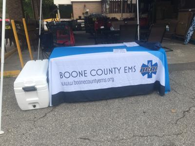 Boone Co  EMS provides free water | News | coalvalleynews com