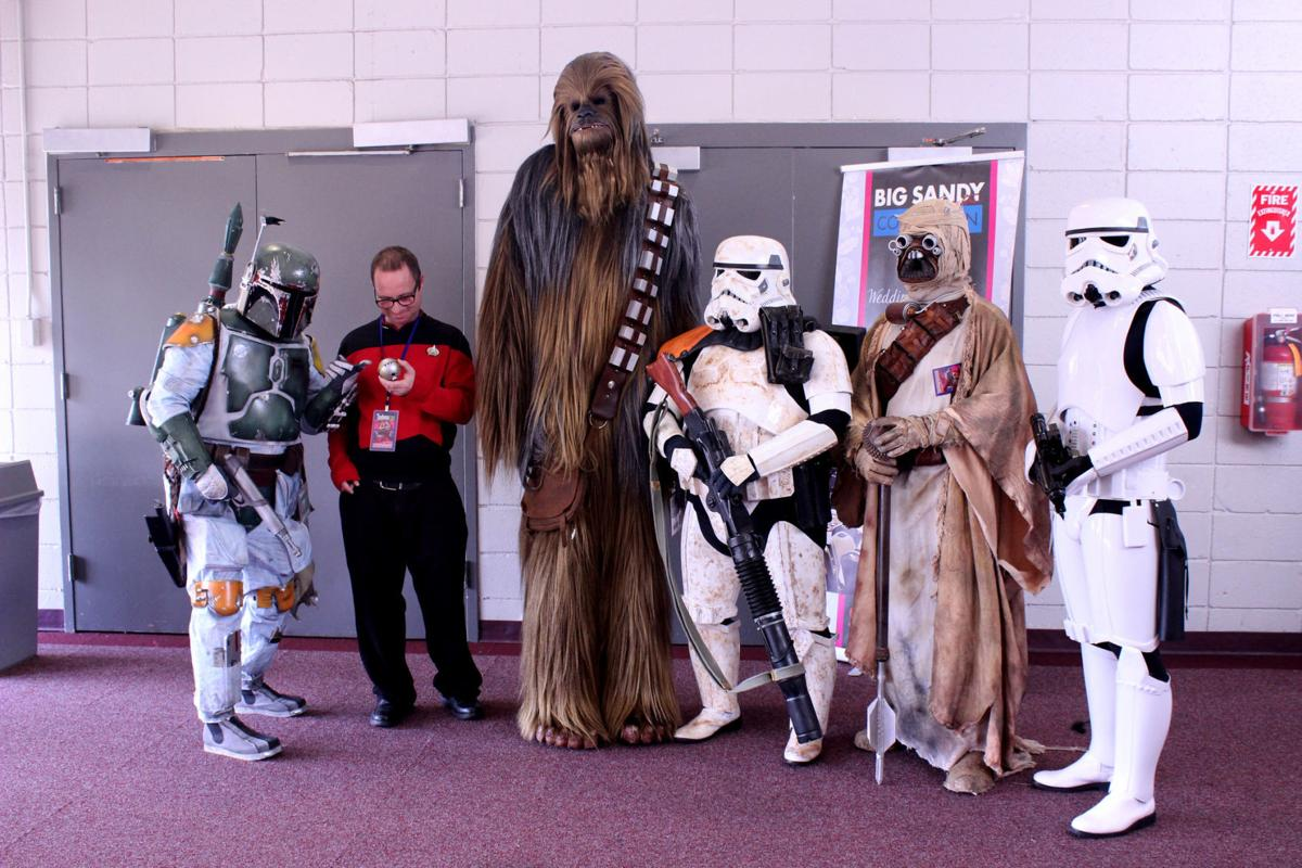 Photo: Fwd: Press Release -- Tsubasacon Oct 11th 2019 (Largest Convention in West Virginia) Coverage Requested