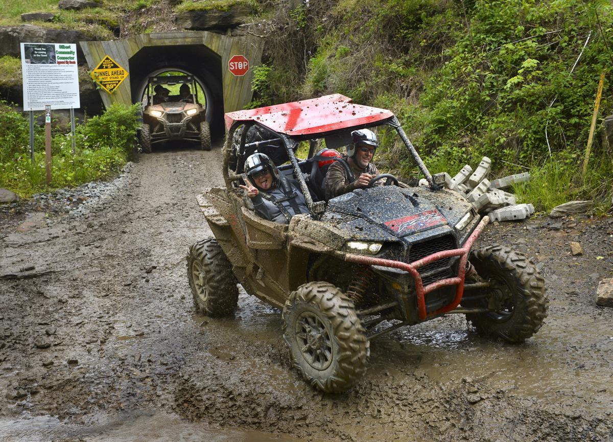 Hatfield and McCoy Trail