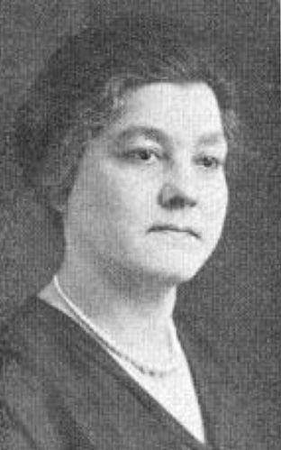 Minnie Buckingham Harper