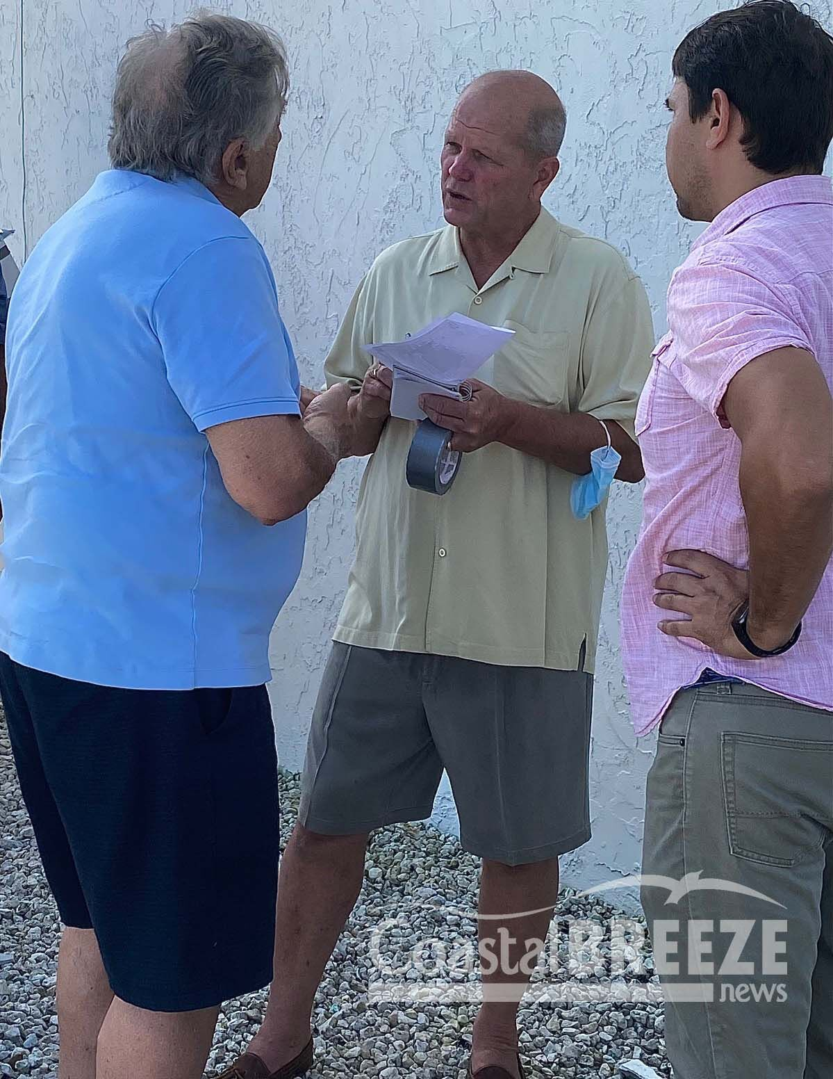 1. John Rogers answers questions and explains his plans for changes on Isles of Capri last February.jpg