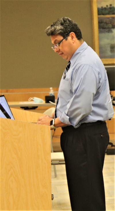 Council Sets Budget and Millage Rates FINANCE DIRECTOR.JPG
