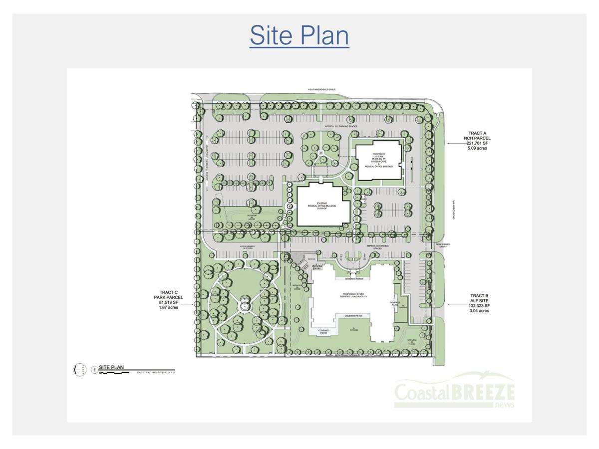 NCH Planning _San Marco PUD Proposed Assisted Living, Memory Care Facility & New Urgent Care Facility Planning Board Hearing