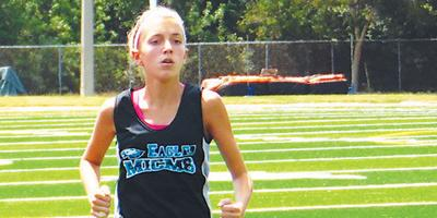 Rash, Hart Lead Charter School at County Track & Field Championships