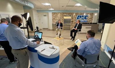 Delaware Electric Cooperative virtual meeting