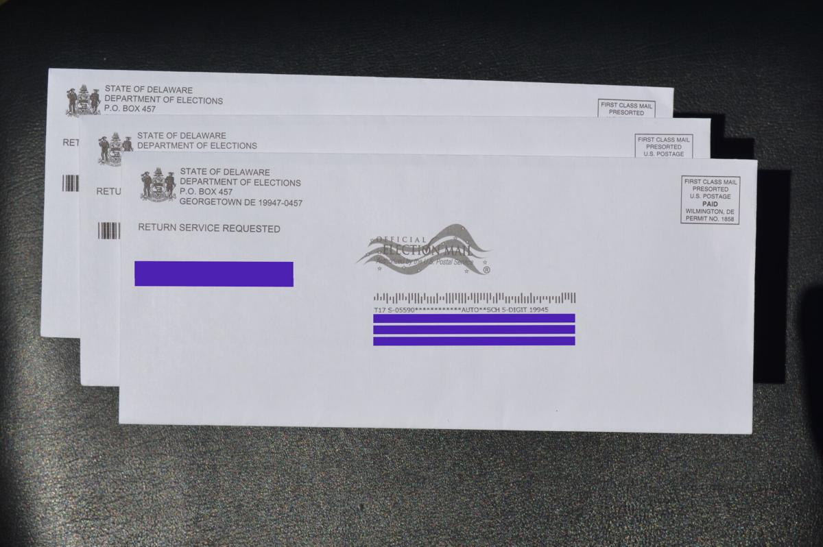 Election Mail-in ballot request July 2020
