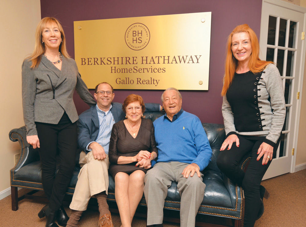Berkshire Hathaway HomeServices Gallo Realty celebrates 40th anniversary