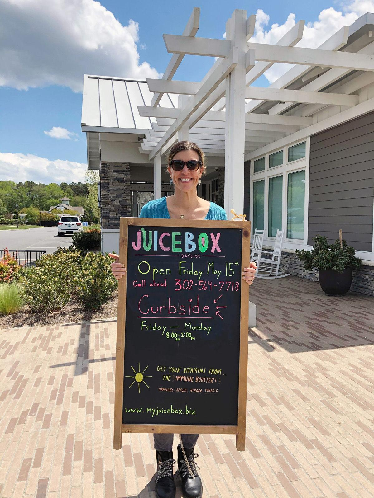 Juicebox opening May 15