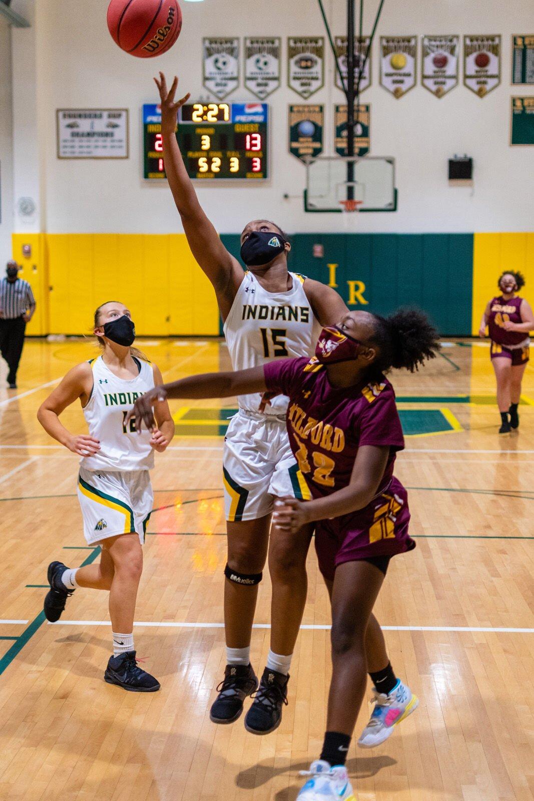 IRHS Girls' Basketball vs. Milford - Le'Anya Garrison-SLam-4953.jpg