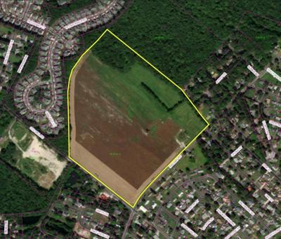 Evans farm satellite map (copy) (copy)