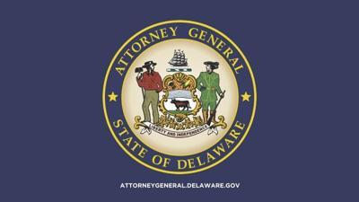 Delaware Attorney General seal flag