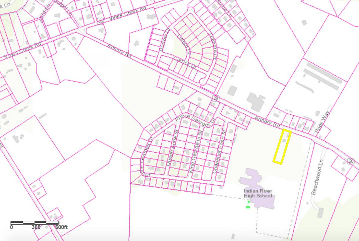 IRSD buys Armory Road property: map