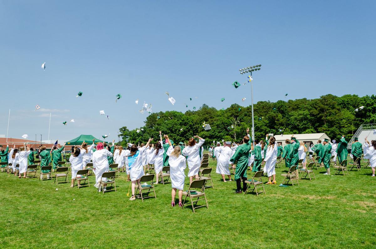 Indian River High School Graduation 2020