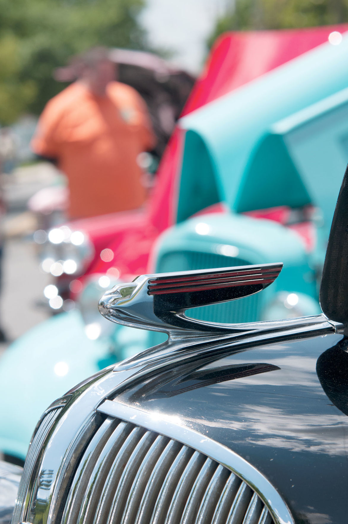 Classic cars, family activities on tap for Old Timer's Day