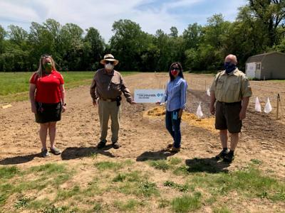 Boy Scouts partner with Highmark on victory garden project