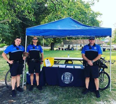 Millsboro bicycle police (copy) (copy) (copy)