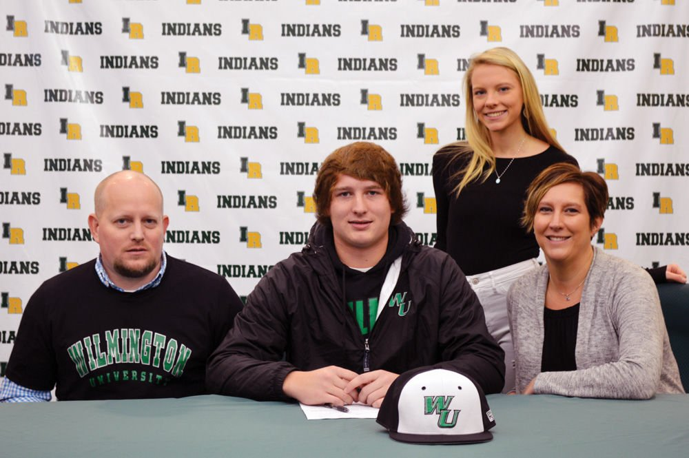 Killen heading to continue baseball career at WilmU