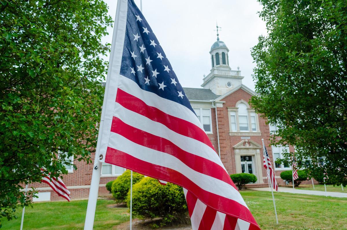 Flags at Lord Baltimore Elementary School-SLam-0223.jpg