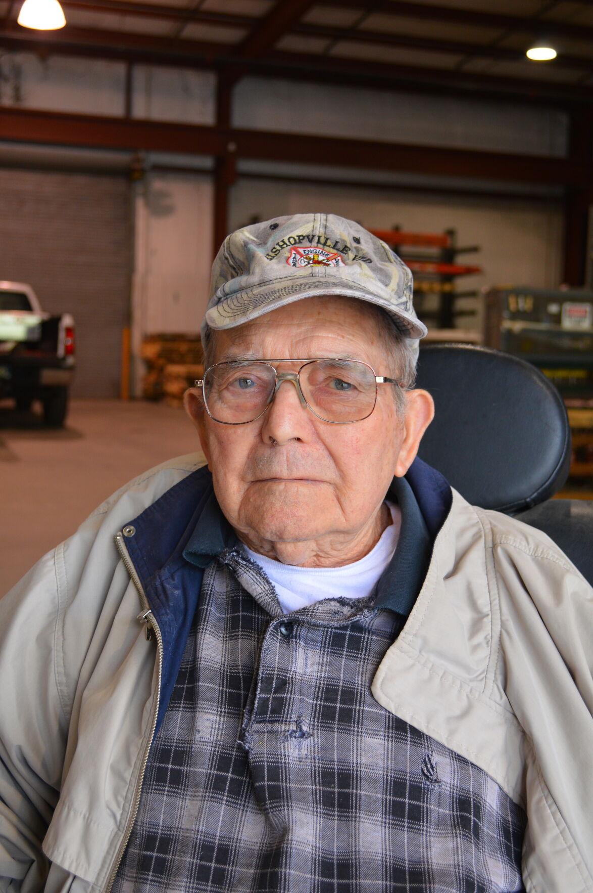 Warren Mumford turning 99
