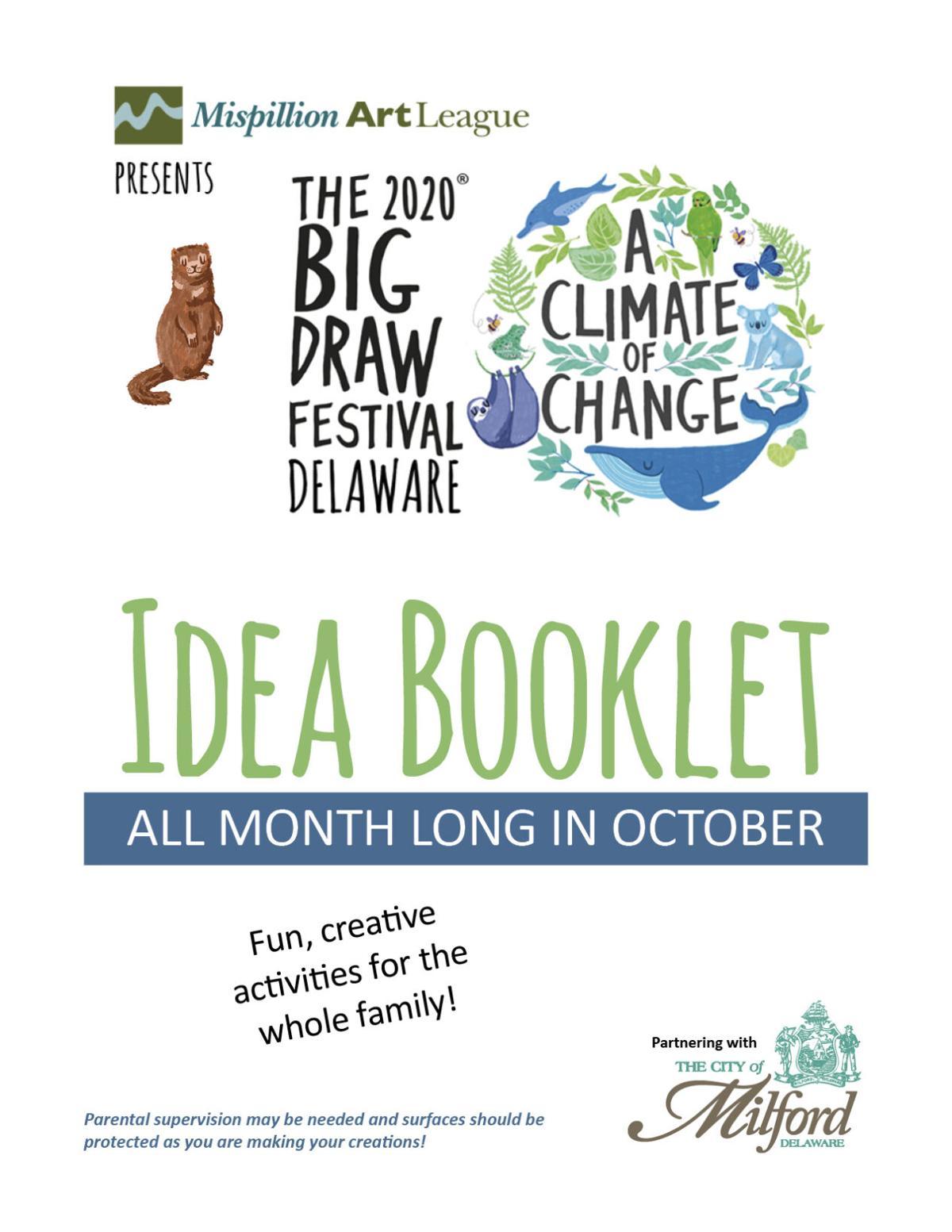 Big Draw Festival Idea Booklet 2020