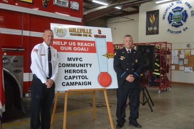 MVFC announces capital campaign