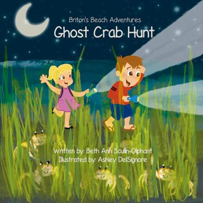 Ghost Crab Hunt book