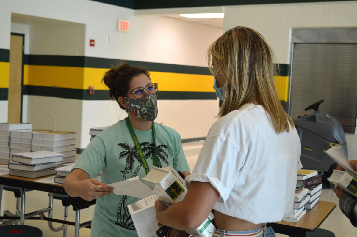 IRHS Back to School 2020 science