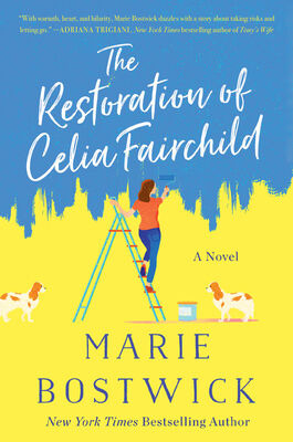 The Restoration of Celia Fairchild book cover March 2021.jpg