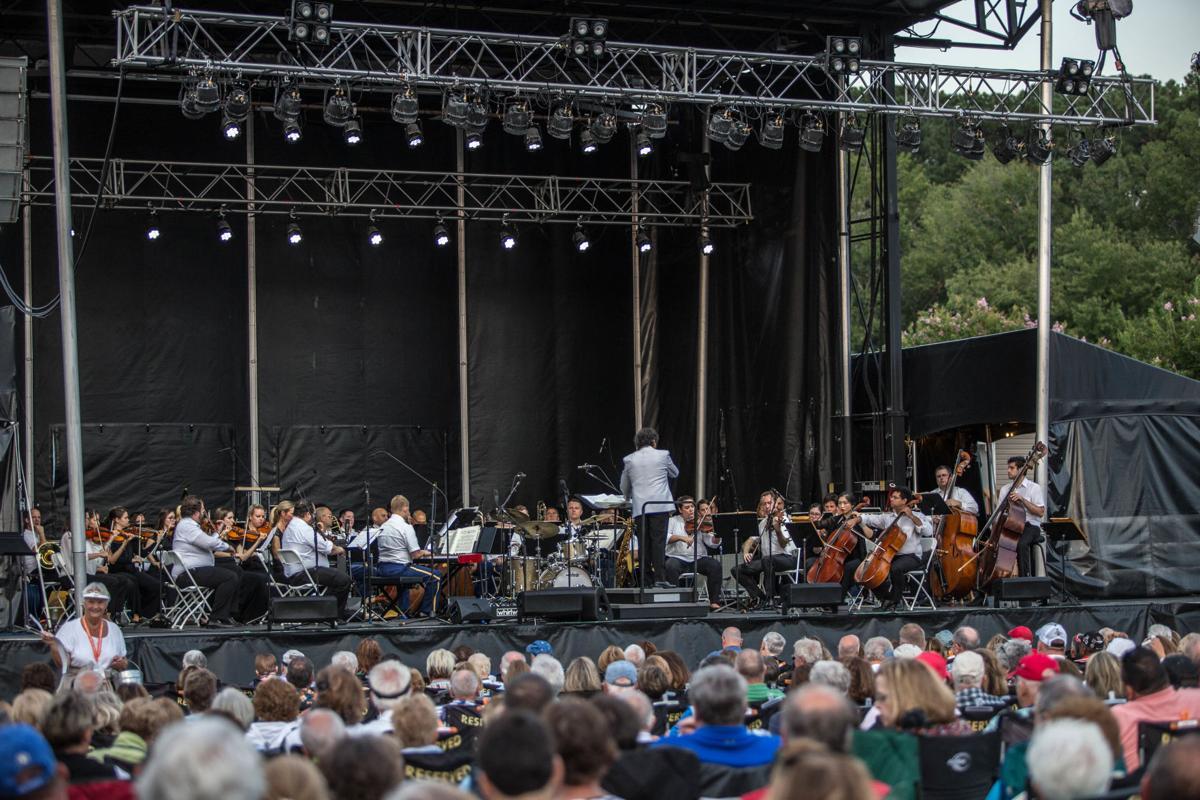 Mid-Atlantic Symphony Orchestra at Freeman Stage 2019