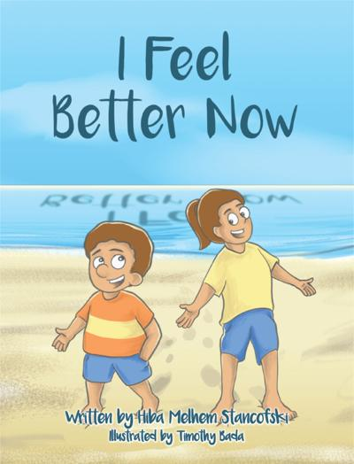 'I Feel Better Now' children's book on mindfulness
