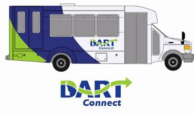 DART Connect bus