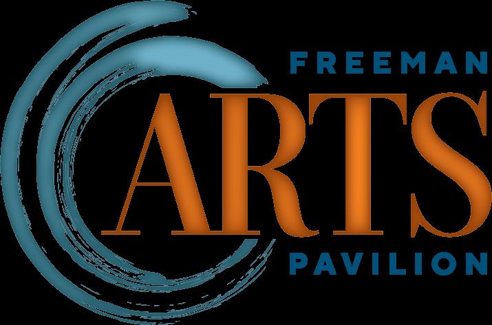 Freeman Arts Pavilion logo