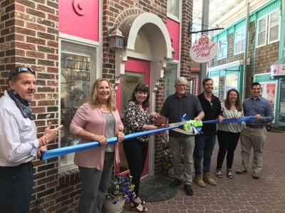 Tickled Pink of Bethany Beach ribbon-cutting