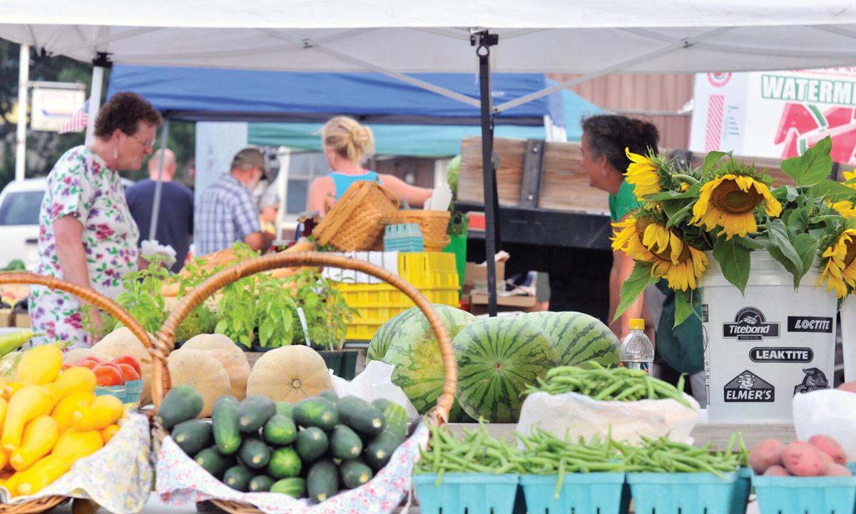 Millsboro Farmers' Market (copy)