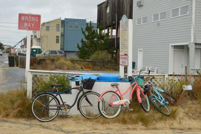 Bikes in South Bethany